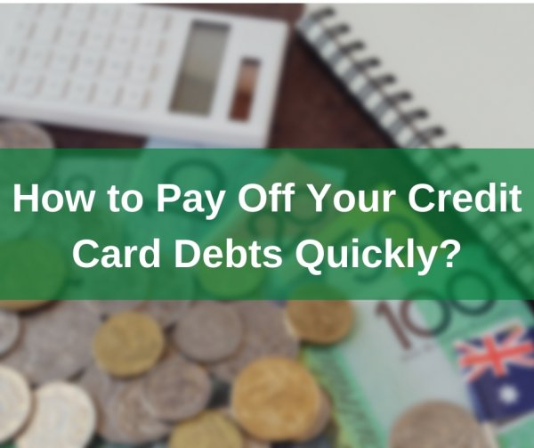 Pay Off Your Credit Card Debts Quickly