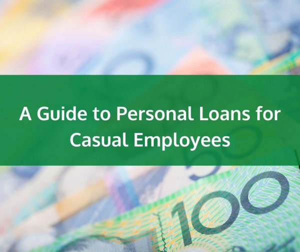 Personal Loans for Casual Employees