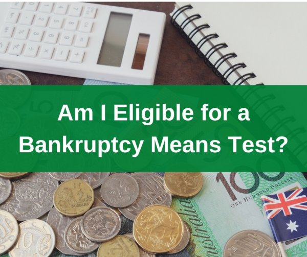 Am I Eligible for a Bankruptcy Means Test?
