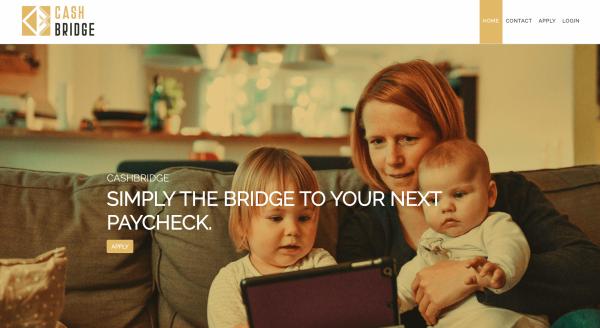 Cash Bridge – Loans up to $2 000