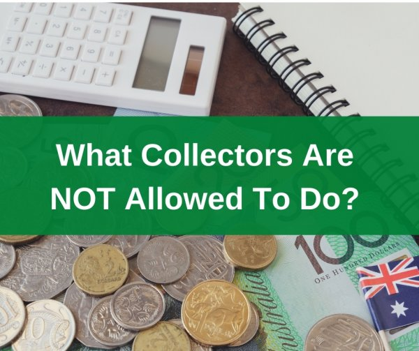 Things That Debt Collectors are Not Allowed to Do