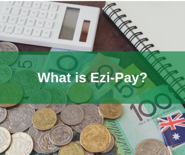 What is Ezi-Pay?