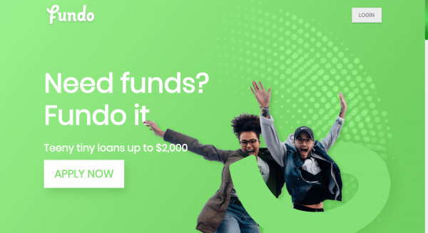 Fundo - Online loans up to $2 000
