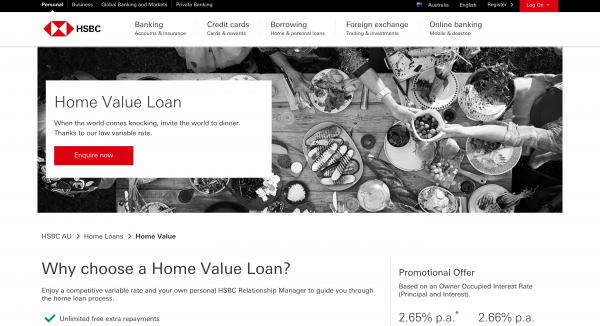 HSBC Home Loan review