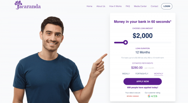 Jacaranda Finance - Loans up to $10 000