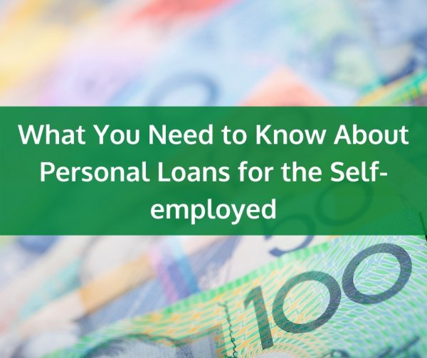Personal Loans for the Self-employed