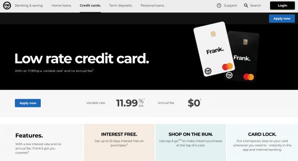 ME Bank Credit Card review