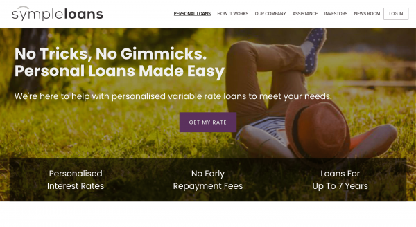 Symple Loans - Loans up to $50 000