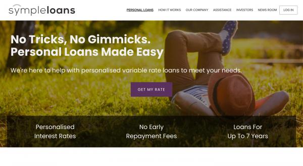 Symple Loans Pty Ltd.