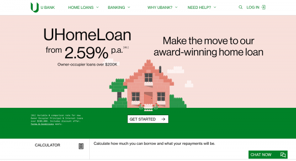 UBank Home Loan review